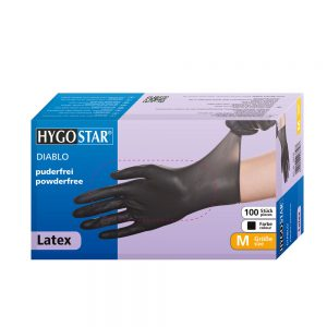 DIABLO Latex-Handschuhe
